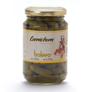 Bolero Cornichons 370g