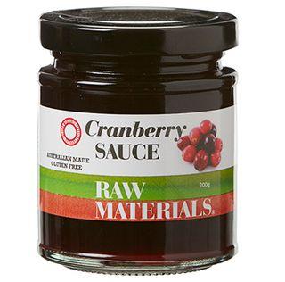 RM Cranberry Sauce 200g