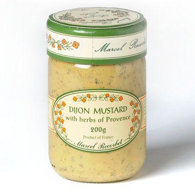 Marcel Recorbet Prov Herb Mustard 200g