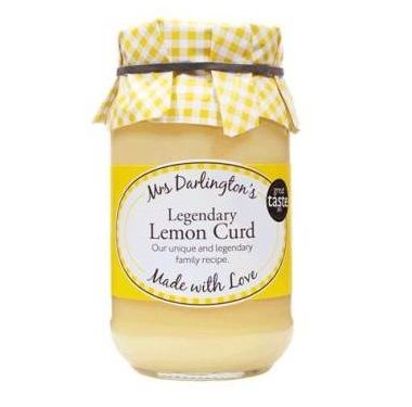 Mrs Darlingtons Lemon Curd 320g