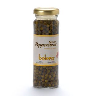 Bolero Green Peppercorns 100g