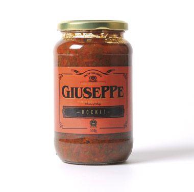 Giuseppe Pasta Sauce Rocket 530g