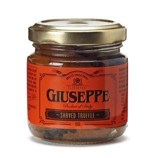 Giuseppe Black Truffle Shaved 80g