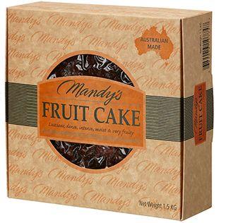 Mandys Fruit Cake 1.5kg