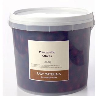 VOG Manzanillo Olives 3.5kg