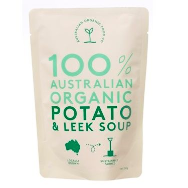 AOFC Potato & Leek Soup 330g