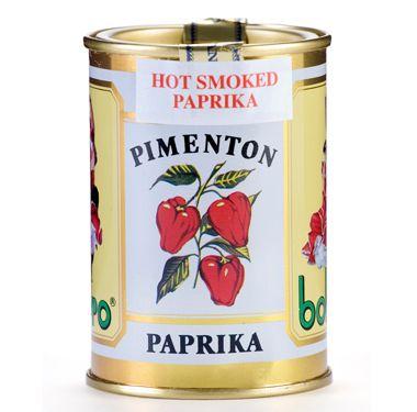 Bolero Paprika Smoked Hot 90g Tin