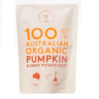 AOFC Pumpkin Sweet Potato Soup 330g