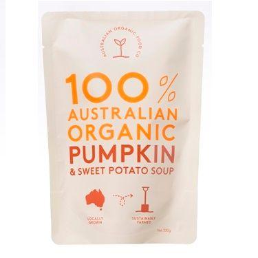 AOFC Pumpkin Sweet Potato Soup 330g
