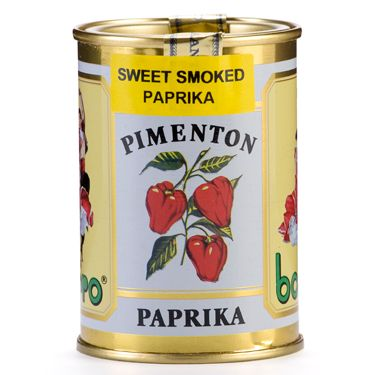 Bolero Paprika Smoked Sweet 90g Tin