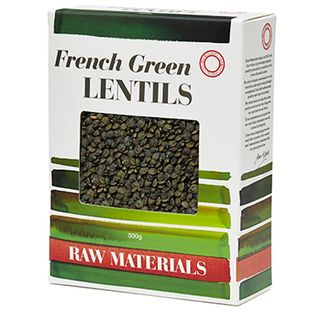 RM French Style Green Lentils 500g