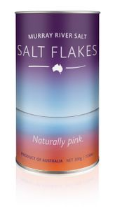 Murray River Salt Canister 200g