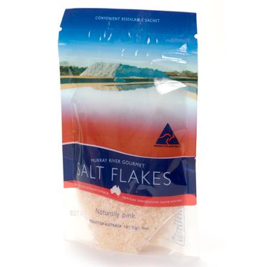 Murray River Salt Flakes Pouch 50g
