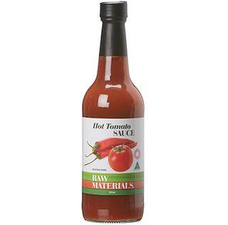 RM Tomato Sauce - Hot 500ml