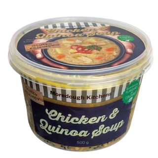 MK Chicken & Quinoa Soup 500g