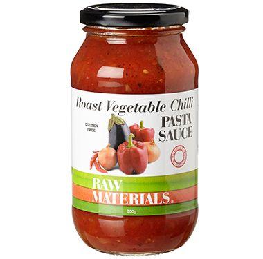 RM Pasta Sauce Vegie/Chilli 500g