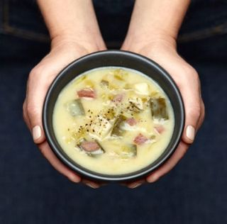 FS MK Potato & Leek Soup 14x1kg CTN