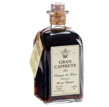 Capirete Gran Sherry Vinegar 50 250ml