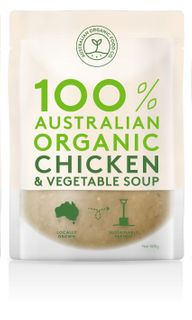 Chilled AOFC Chicken & Veg Soup 500g