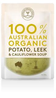 Chilled AOFC Potato & Leek Soup 500g