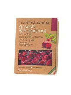 Mamma Emma Gnocchi Beetroot 400g