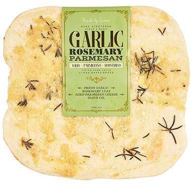 Mio Italia Garlic & Parmesan Bread 325g