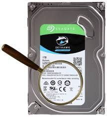 2TB SATA Survelliance HDD