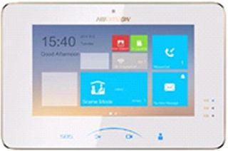 """7"""" IP Indoor Touch Screen Monitor, Wifi"""