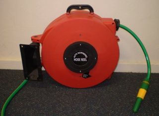 50 Ft Water Auto Hose Reel