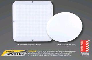LED Bulkhead Emergemcy Light - Synthium