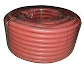 16mm x 50M Corrugated Conduit Orange