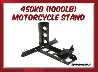 450 Kg (1000lb) Motorcycle Stand
