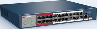 24+1 Ports 10/100 POE Switch 250 W max