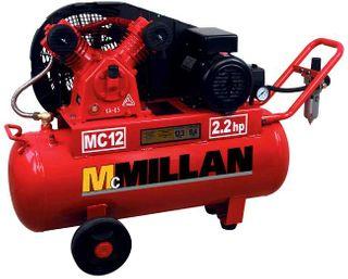 11.5 CFM 58Ltr Air Compressor beltdrive