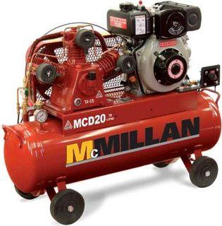 17.3 CFM 70Ltr Diesel Air Compressor