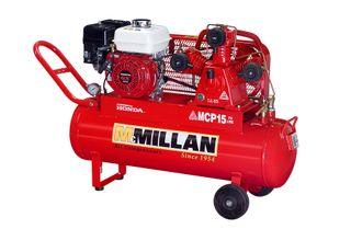 16.5 CFM 70Ltr Petrol Air Compressor