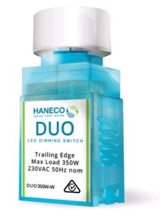 HANECO DUO LED DIMMING SWITCH 3-350W