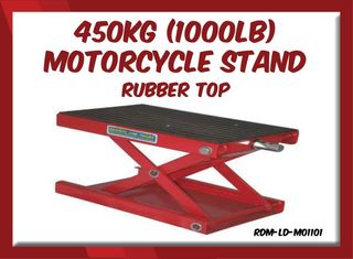 MOTORCYCLE STANDS / TABLES