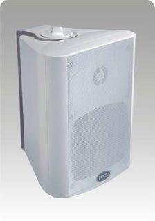 """30w 5""""+1.5"""" Two-way wall mount speaker"""