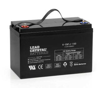 12V 100AH Lead Crystal Battery F3