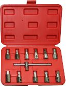 12 Pc Oil Series Socket Kit