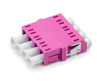 4LC - 4LC OM4 Coupler Fit SC Dupl Cutout