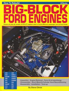 Rebuild Big Block Ford Engines Book