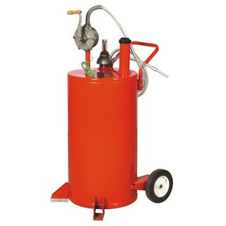 Bidirectional Hand Pump with Container
