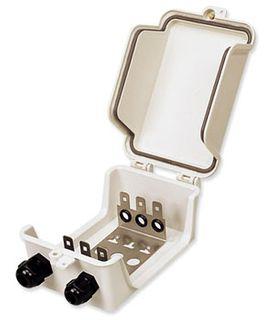 10 Pr Waterproof D/Module Box