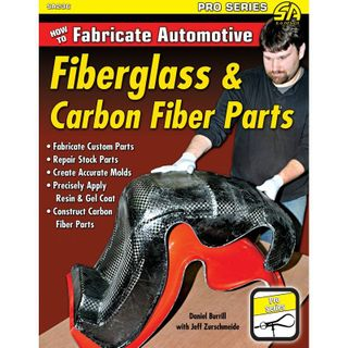 Fabricate Automotive Fibreglass Book