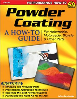 Powder Coating How To Guide For Automoti