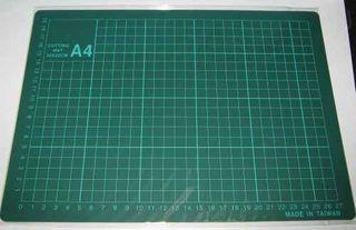 Cutting Mat 300 x 220 x 3mm A4