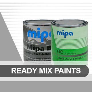 Ready Mix Paints
