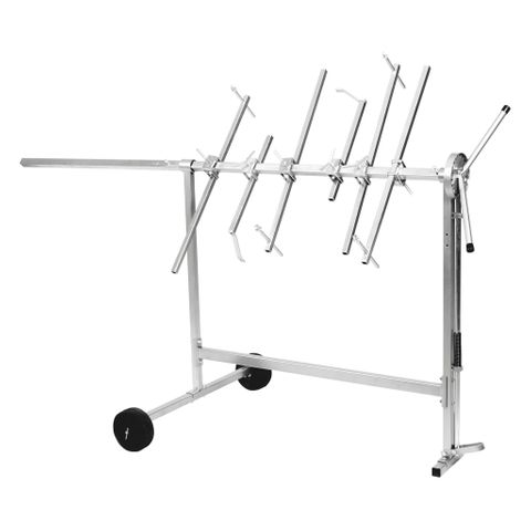 MOBILE PAINT STAND